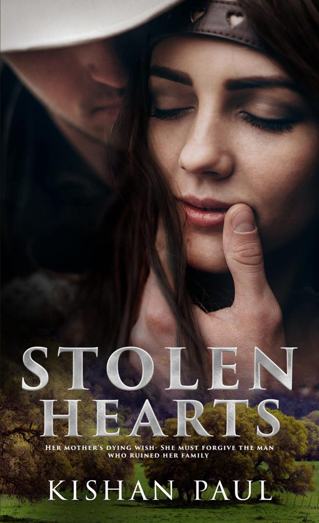 Book Cover: Stolen Hearts