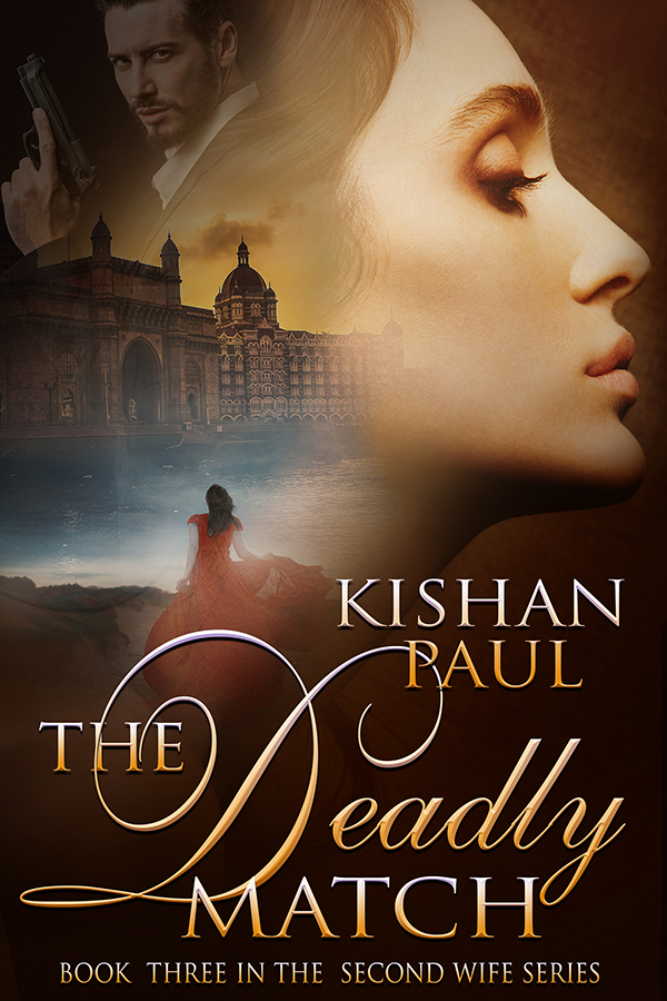 Book Cover: The Deadly Match - COMING SOON