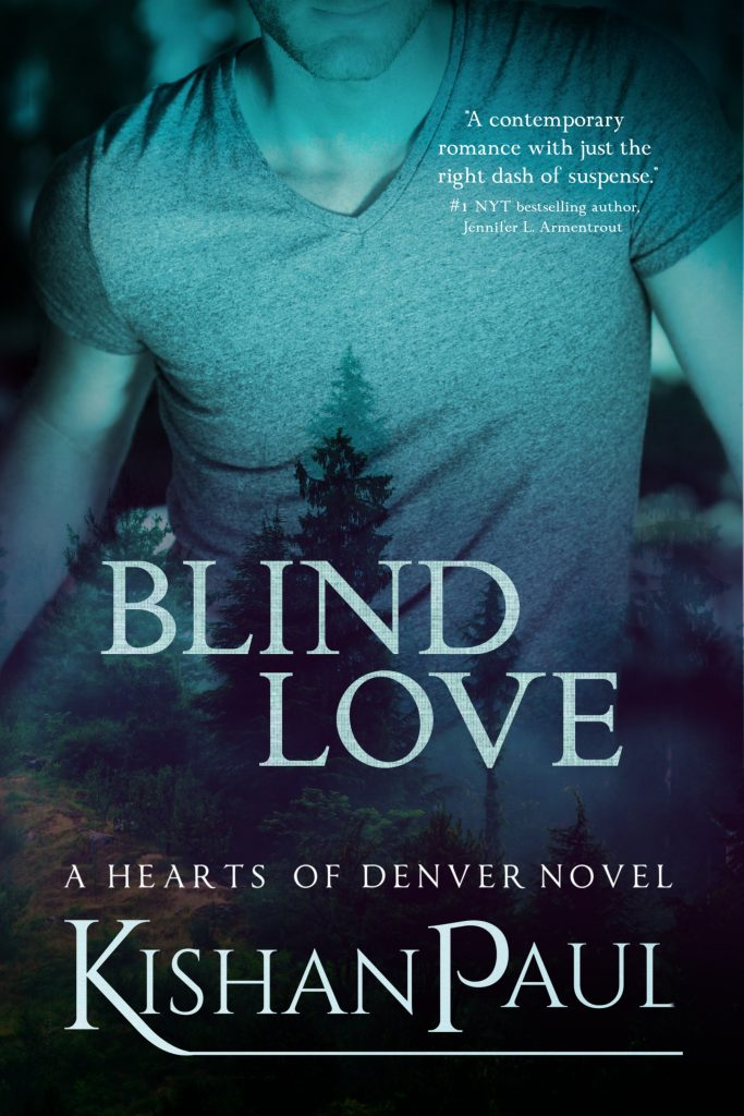Book Cover: Blind Love